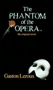 "(One of) the new covers of ""The Phantom of the Opera\"""